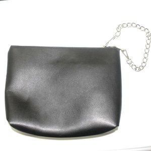 Handbags - Women's Hobo ShoulderBag Medium Black Faux Leather